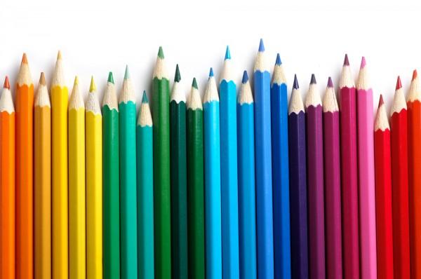 ガーネットにはさまざまな色の種類があります